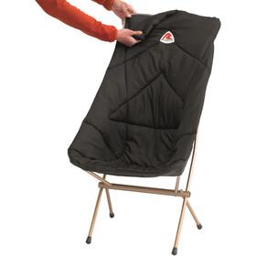 Robens Chair Insulator - Coussin - Tall noir